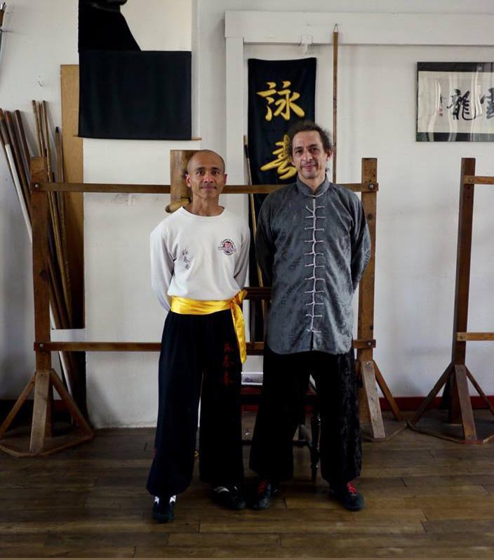 [Stage Nantes] Sifu Rafi Ganey – Maître de kung-fu traditionnel dans le style Wing-Chun